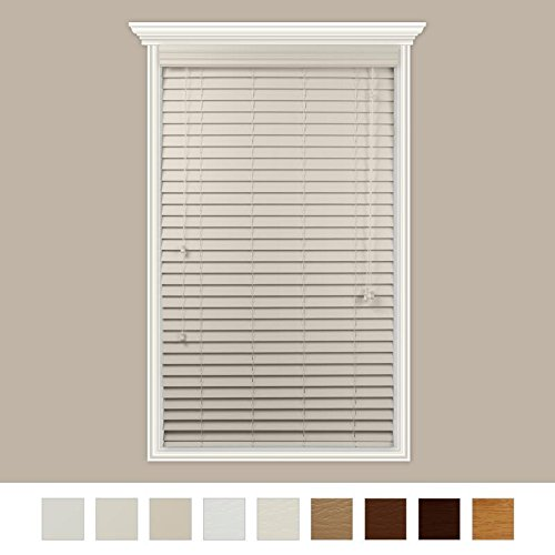 Wood Venetian Blinds (Custom-Made 2