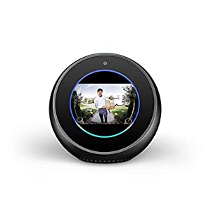 Echo Spot - Black + Ring Video Doorbell Pro