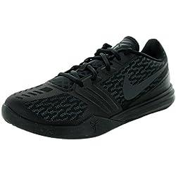 nike KB mentalidad de kobe zapatillas de baloncesto hombre 704942 zapatillas - black antracita 002, hombre, 8 UK / 42.5 EU / 9 US