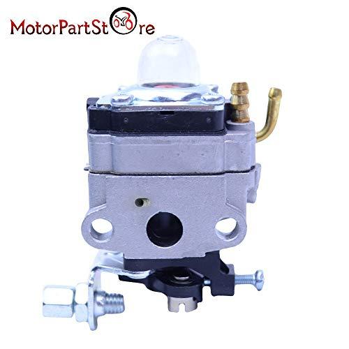 VistorHies -Carb Carburetor for Walbro Ryobi Shindaiwa Oregon Stens Gas String Trimmer Motors Accessories D15