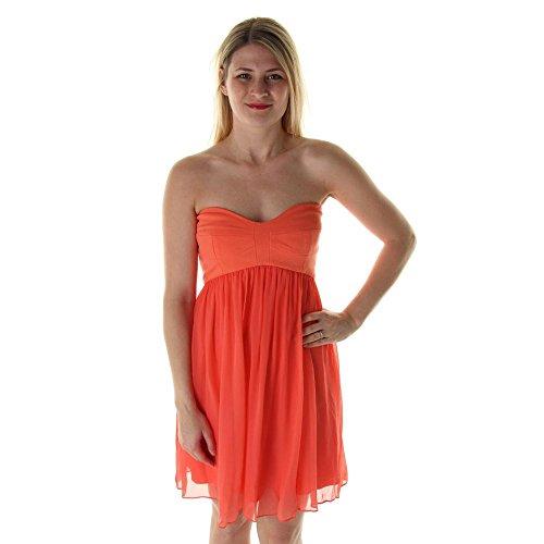 Diane von Furstenberg Women's Asti Strapless Dress, Firework, 8 ()