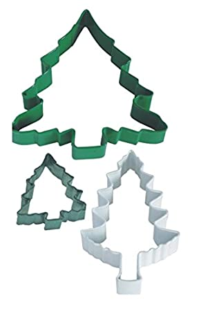 R&M International 1915/B Angel Cookie Cutters, Assorted Sizes, 3-PIece Set R & M Industries