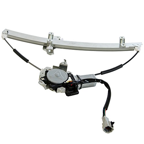 Prime Choice Auto Parts WR841725 Front Driver Side Power Window Regulator With Motor