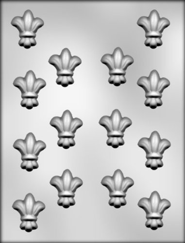 - CK Products Fleur De Lis Chocolate Mold