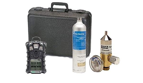 MSA 10110488 Altair 4X Multigas Detector & Calibration Kit - - Amazon.com