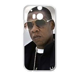 JAY Z HTC One M8 Cell Phone Case White Tnrjb
