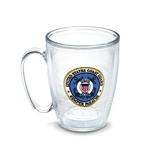 Military Coast Guard - Tervis Military Coast Guard 15-Ounce Mug, Boxed