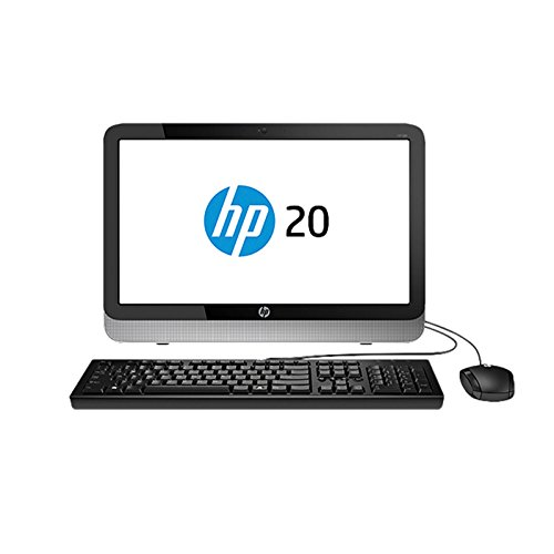 HP 20-C010IL 19.5-inch All-in-One Desktop (Pentium J3710/4GB/1TB/DOS/Integrated Graphics)