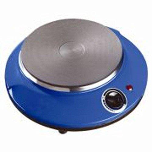Cookinex ED595R Single Cast Burner Hot Plate Red ... (Blue)