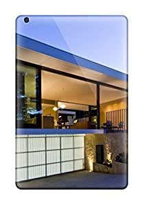 Benailey TDvehPJ1194dhACK Case Cover Ipad Mini/mini 2 Protective Case Modern Houses