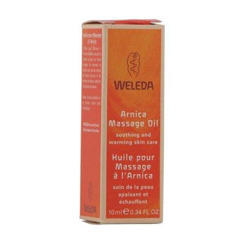 Weleda Massage Oil Arnica Trial Size, 0.34 Fluid Ounce