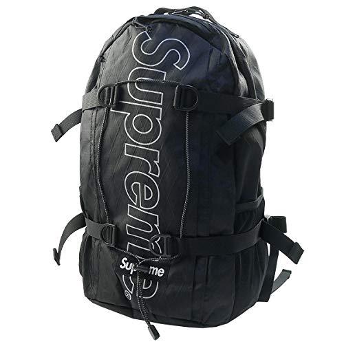 SUPREME シュプリーム 18AW Backpack バックパック 黒 フリー 並行輸入品   B07GM7Z7J8