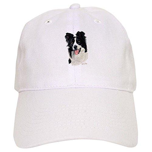 CafePress - Border Collie - Baseball Cap Adjustable Closure, Unique Printed Baseball Hat