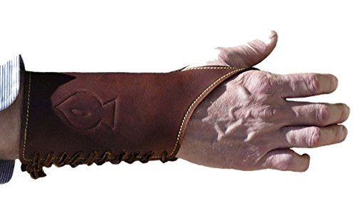 Straightline Clint Eastwood Spaghetti Western Cowboy Gun Shooting Wrist Cuff - Great for Halloween]()