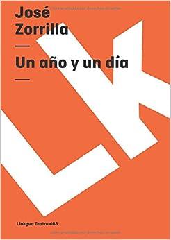 Un año y un día (Teatro) (Spanish Edition)