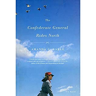 book cover of The Confederate General Rides North