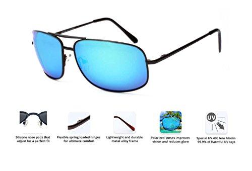 9b61fde7f32 Cali Sun Polar Sunglasses