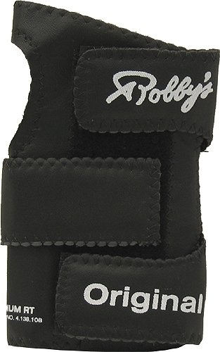 Robby's Leather Original Left Wrist Support, Large by Robby's