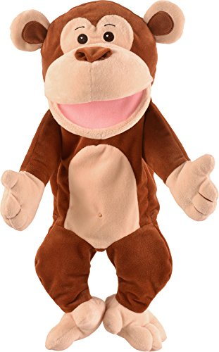 Big Big Monkey Moving Mouth Hand Puppet