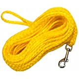 Coastal Pet R3850 G YEL50 Poly Check Cord, 1/4 by 50-Feet, Yellow