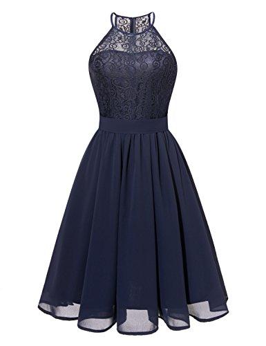 fancy halter dresses - 8