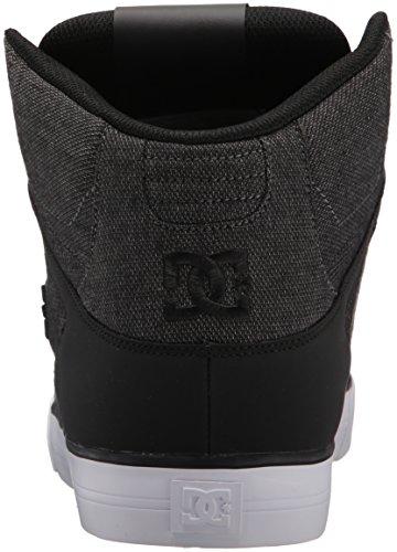 Men's High Se Shoes Top Top TX DC Pure Xkss Black WC Hi Shoes 50txqI