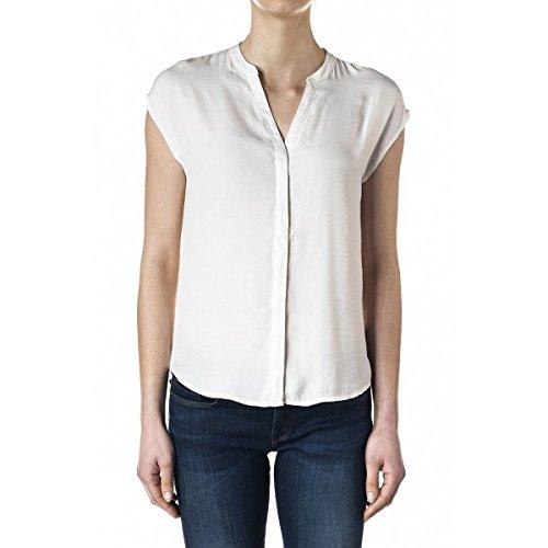 T-shirt Salsa Coral 111914 Blanc