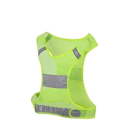 XOXO Alta Visibilidad Chaleco Reflectante para niños Running Gear | Puede Elegir el Chaleco Reflectante de