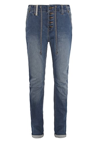 In Jeans Stile Boyfriend Laccio Jogg jeans Eight2nine Blu Da Scuro Con Donna q1qgF