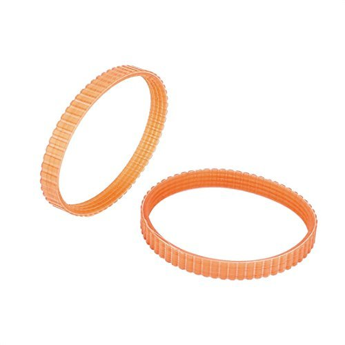 PU Makita 1900b Rabot Courroie 10mm Largeur 2 Pcs orange DealMux DLM-B01DBZRWMY