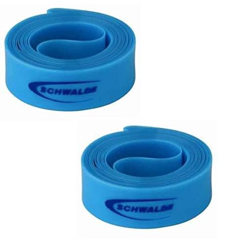 Schwalbe High Pressure Road Bike Rim Tape 700c x 20mm / 20-622 (2 Pack)