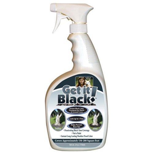 SS-BLK 24 oz Black Mulch Colorant
