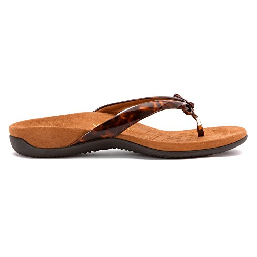 Sandals Bella Rest II VIONIC Tortoise Synthetic Womens Zq0CRRUX