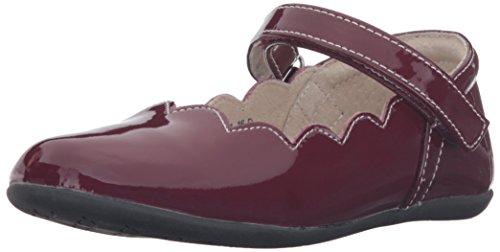 - See Kai Run Savannah Mary Jane (Infant/Toddler/Little Kid/Big Kid), Burgundy Patent,9.5 M US Toddler