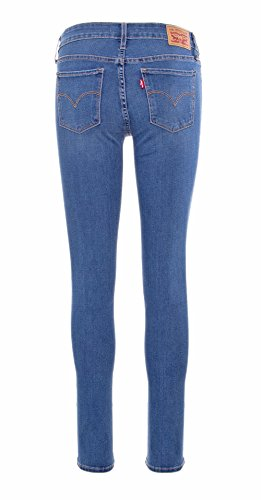 Malibu Blues Levi's Skinny Jeans Donna 188810270 711 Denim ArIqvIX