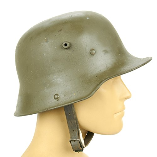 Original Imperial German WWI M16 Stahlhelm Helmet with, used for sale  Delivered anywhere in USA