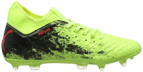 Puma Men Toekomstige 18,3 Fg / Ag Voetbalschoenen Geel (geel-rode Koolzuurhoudende Blast-puma Black 01)