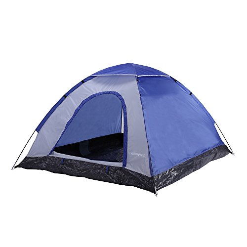 North Gear Camping 2 Person Dome Tent by North Gear