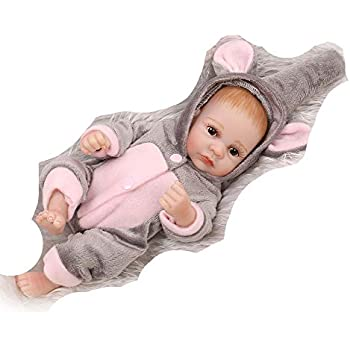 Amazon.com: Birdfly Type:9302 Reborn Toddler Smile Baby Doll Sit ...