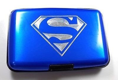 Superman Business WATERPROOF Credit EBI 0001