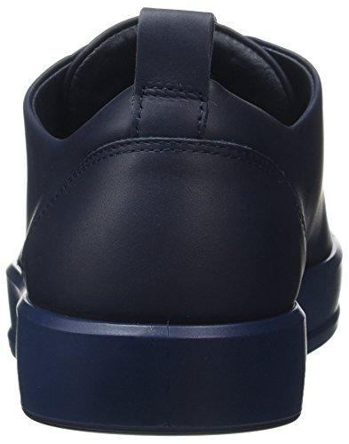 Ecco Herren Zachte 8 Heren Sneaker Blau (de Nachtelijke Hemel)
