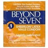 Okamoto BEYOND SEVEN Condoms - 100 condoms
