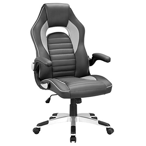 IntimaTe WM Heart Gaming Chair, High Back PU Executive Office Chair Swivel...