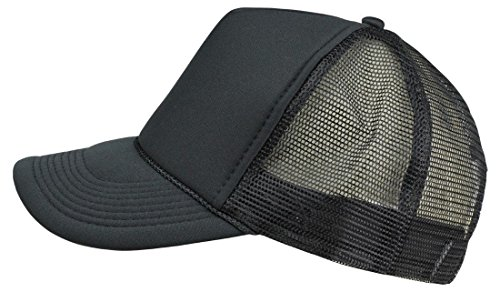 2 Packs Baseball Caps Blank Trucker Hats Summer Mesh Cap (2 FOR Price of 1) -