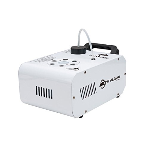 ADJ Products VF VOLCANO,FOG mach w/ 6x 3-Watt RGB LED (