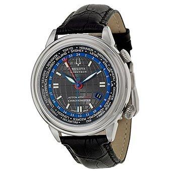 アキュトロン Bulova Accutron Gemini Men's Automatic Watch 63B159 男性 メンズ 腕時計 【並行輸入品】 B00WP71V9A