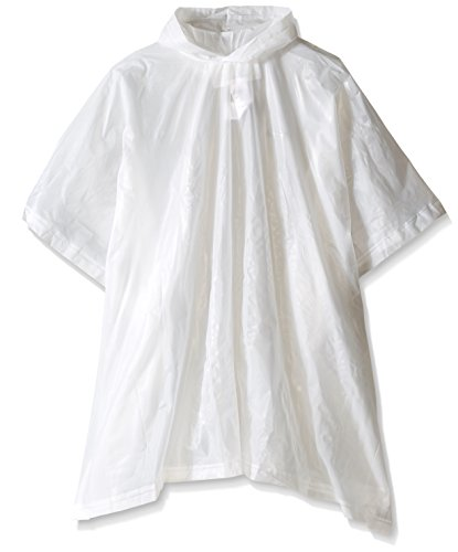 Coleman Youth EVA Poncho, Clear
