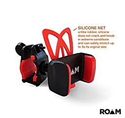 Roam Universal Premium Bike Phone Mount for Motorcycle - Bike Handlebars, Adjustable, Fits iPhone 6s | 6s Plus, iPhone 7 | 7 Plus, Galaxy S7, S6, S5, Holds Phones Up To 3.5"|256|243|?|062c0aac93f3b961e97dd337c43d5093|False|UNLIKELY|0.3324495255947113