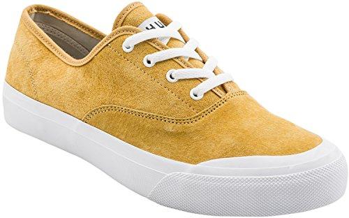 Huf cromer giallo tanny olive skate uomo sneaker EU42,5