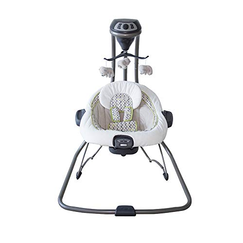 Graco Duet Connect Swing And Bouncer - San Marino